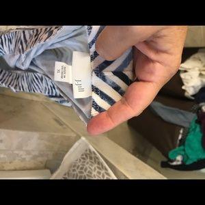 J. Jill Skirts - JJill stretch cotton skirt
